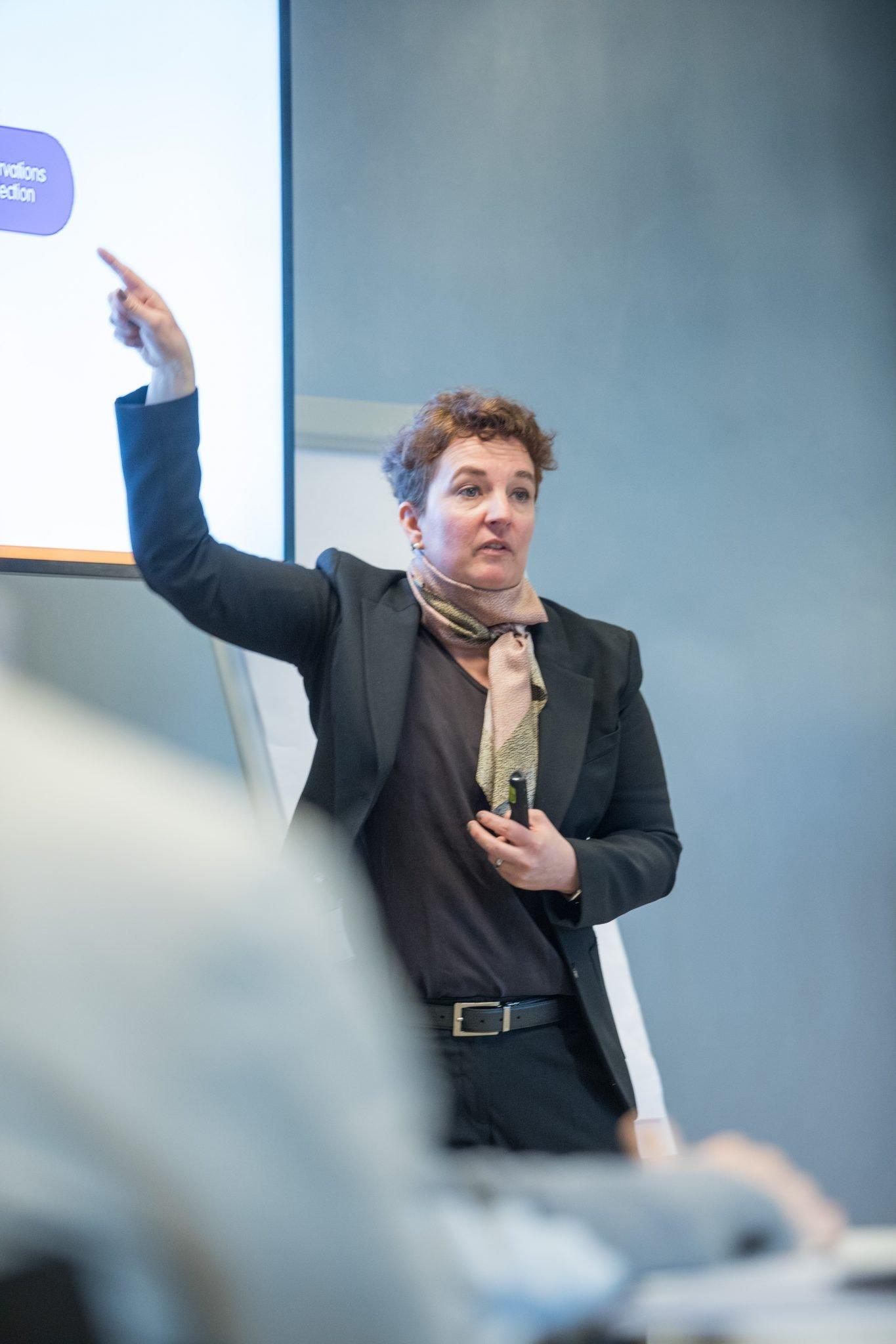 Judith Eberl - JuPantaRhei GmbH - LEARNING & ORGANISATIONAL ADVISORY