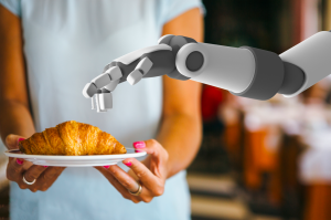 An AI story: from sorting croissants to fighting cancer